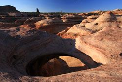 Hike into the Maze on a Canyonlands tour