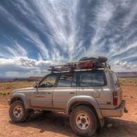 Canyonlands 4x4 tour