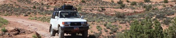 National Park 4x4 tour