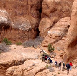 Entering Fiery Furnace