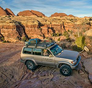 canyonlands national park tour