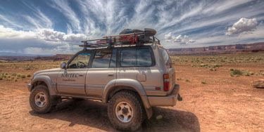 National Park 4x4 Tours