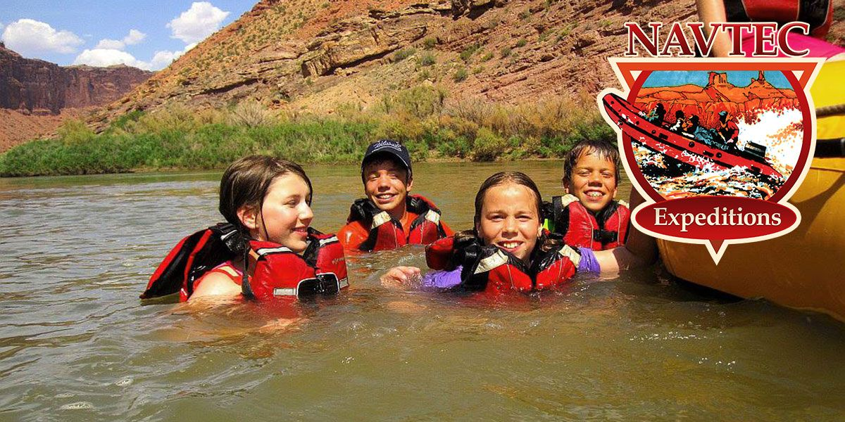 Moab rafting on the colorado river