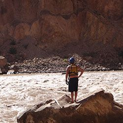 cataract canyon rapids