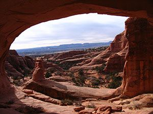Tower Arch Arches National Park